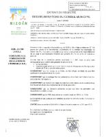 MIZOËN DELIB 20180123-02 – SEM Nid Aigle concours à la Commission de Régulation de l'Energie