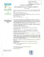 MIZOËN DELIB 20190111-02 – recensement population 2019