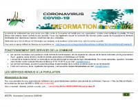 MIZOËN Coronavirus Infos V20 20200409