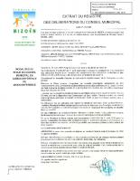 2020-08 – validation modalités conseil municipal en audioconférence