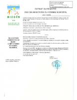 2020-09 – CR délégations au maire