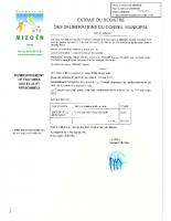 2020-17 – CR remboursement factures élus et personnels