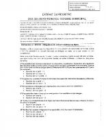 2020-26 – délégations du CM au Maire