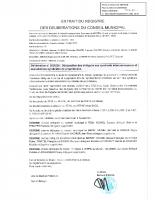 2020-28 – désignation des délégués syndicats intercommunaux
