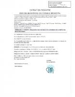 2020-44 – désignation délégués commission controle liste électorale